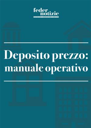 Deposito prezzo - Manuale operativo